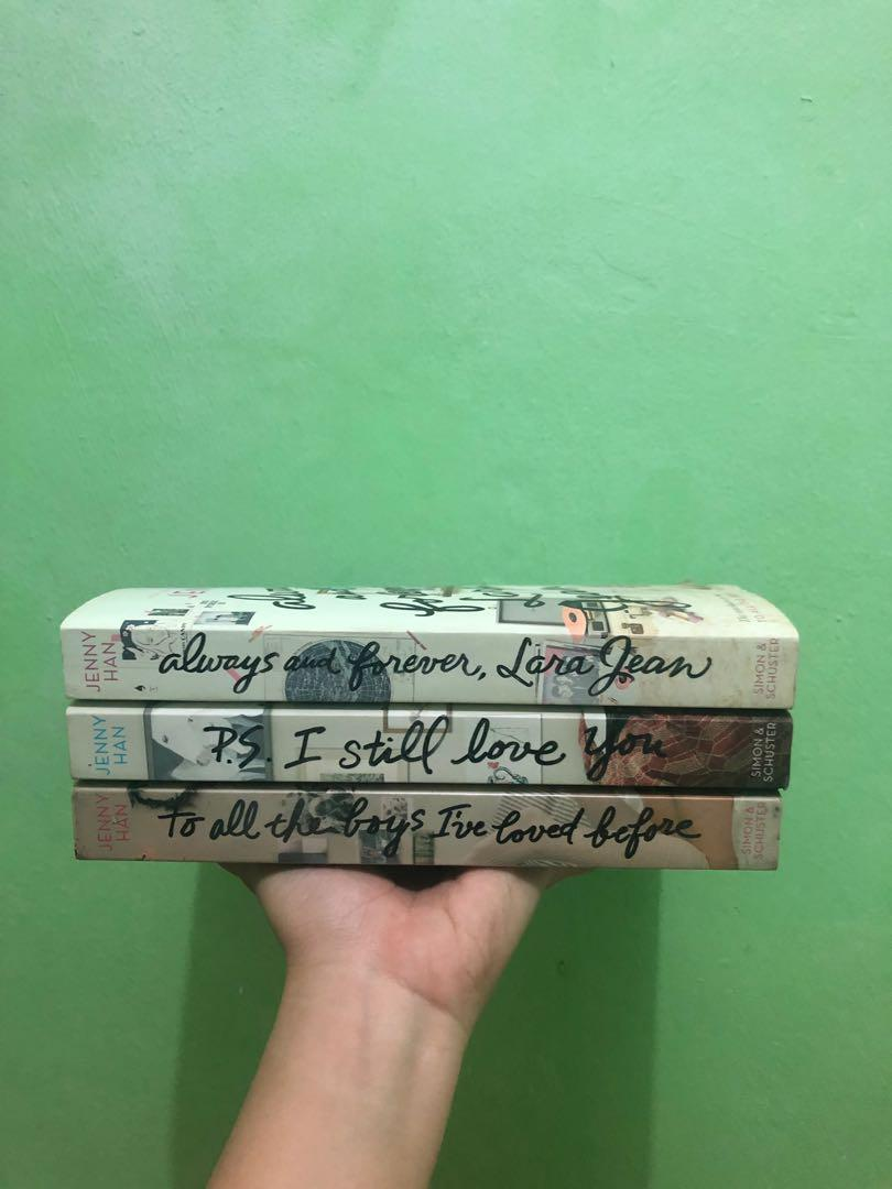 Preloved Books(Bundle):To All the Boys I've Loved Before by Simon and Schuster