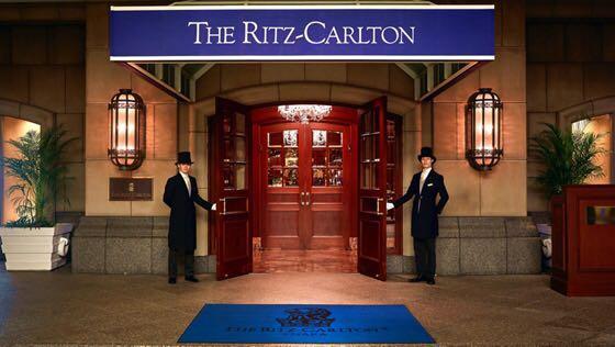 Ritz Carlton Osaka 1 Night Room with Breakfast for 2