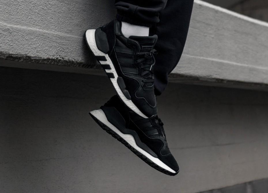 100% authentic a3eb8 31bf6 SALE!!) Adidas EQT x ZX Core Black, Men's Fashion, Footwear ...