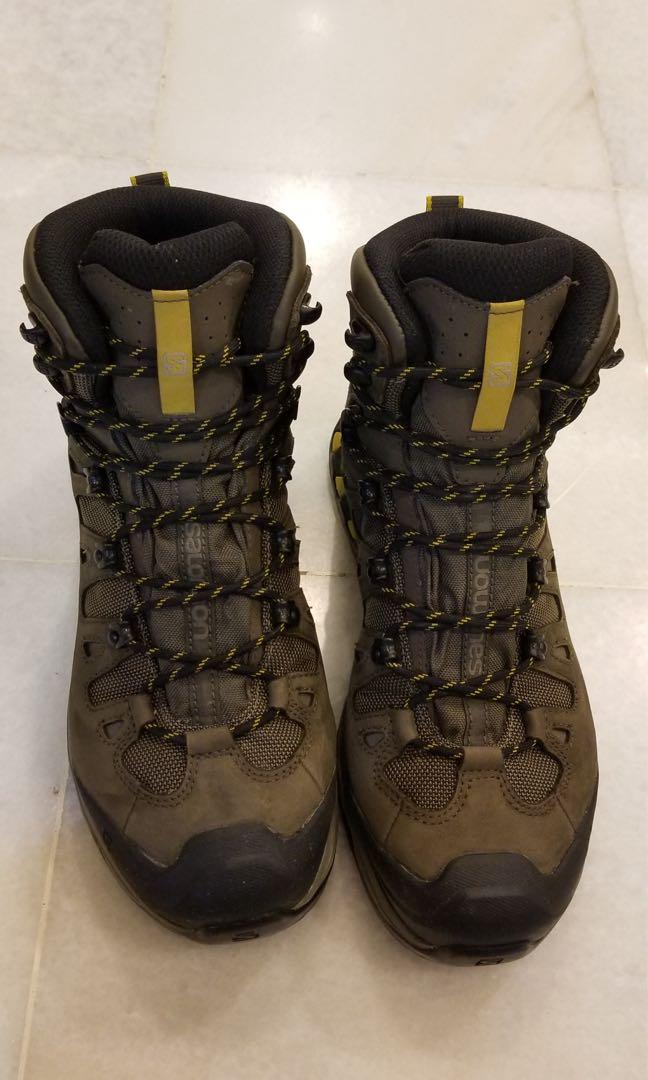 dff94d3fd52 SALOMON Quest 4D 3 GTX(Goretex), Men's Fashion, Men's Footwear ...