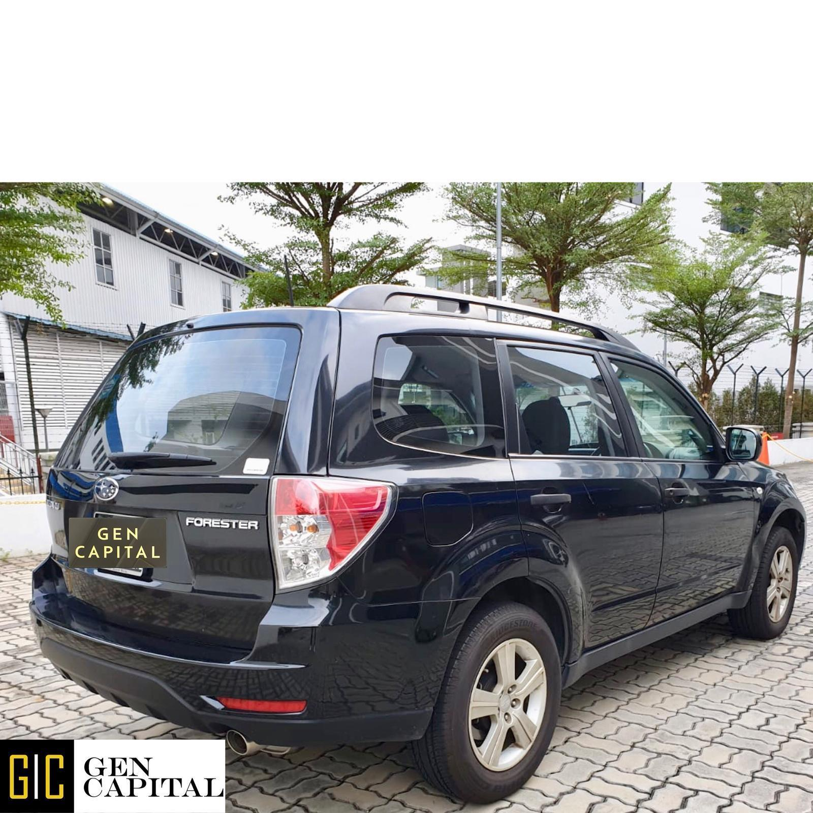 Subaru *Forester SUV • Flash Deal • Grab Gojek & Non PHV Car Rental