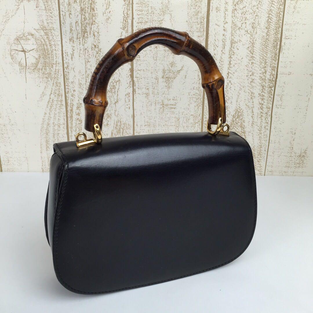 🌈⛄️Rare Size Gucci Mini Bamboo Sling Bag