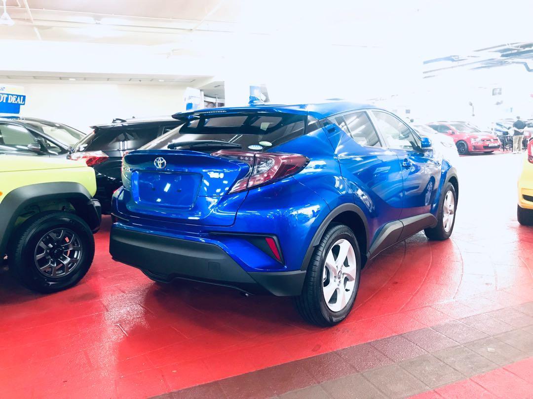 Toyota CHR Hybrid 1.8A