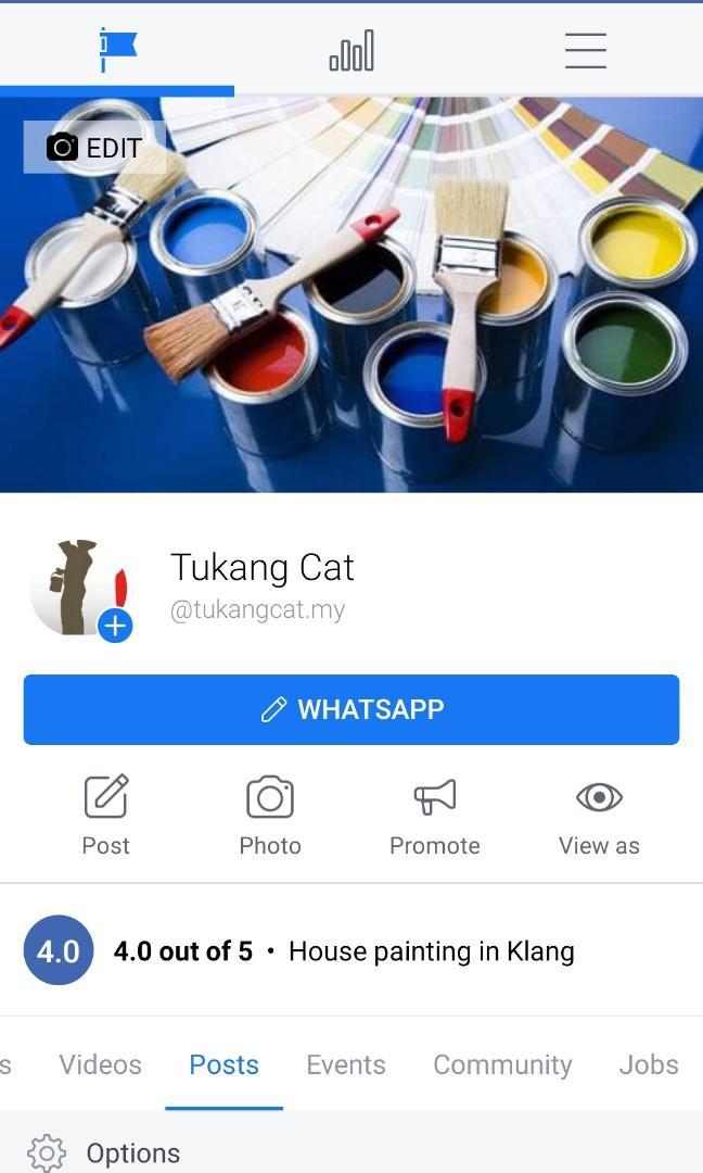 Tukang Cat/ House Painting