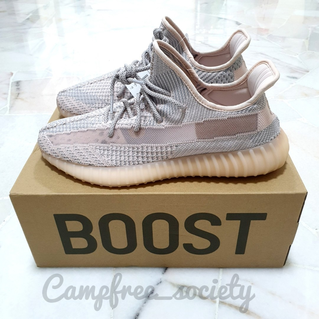 0fe3309e UK 7 / 12.5 - Adidas Yeezy Boost 350 v2 Synth (Asia exclusive ...