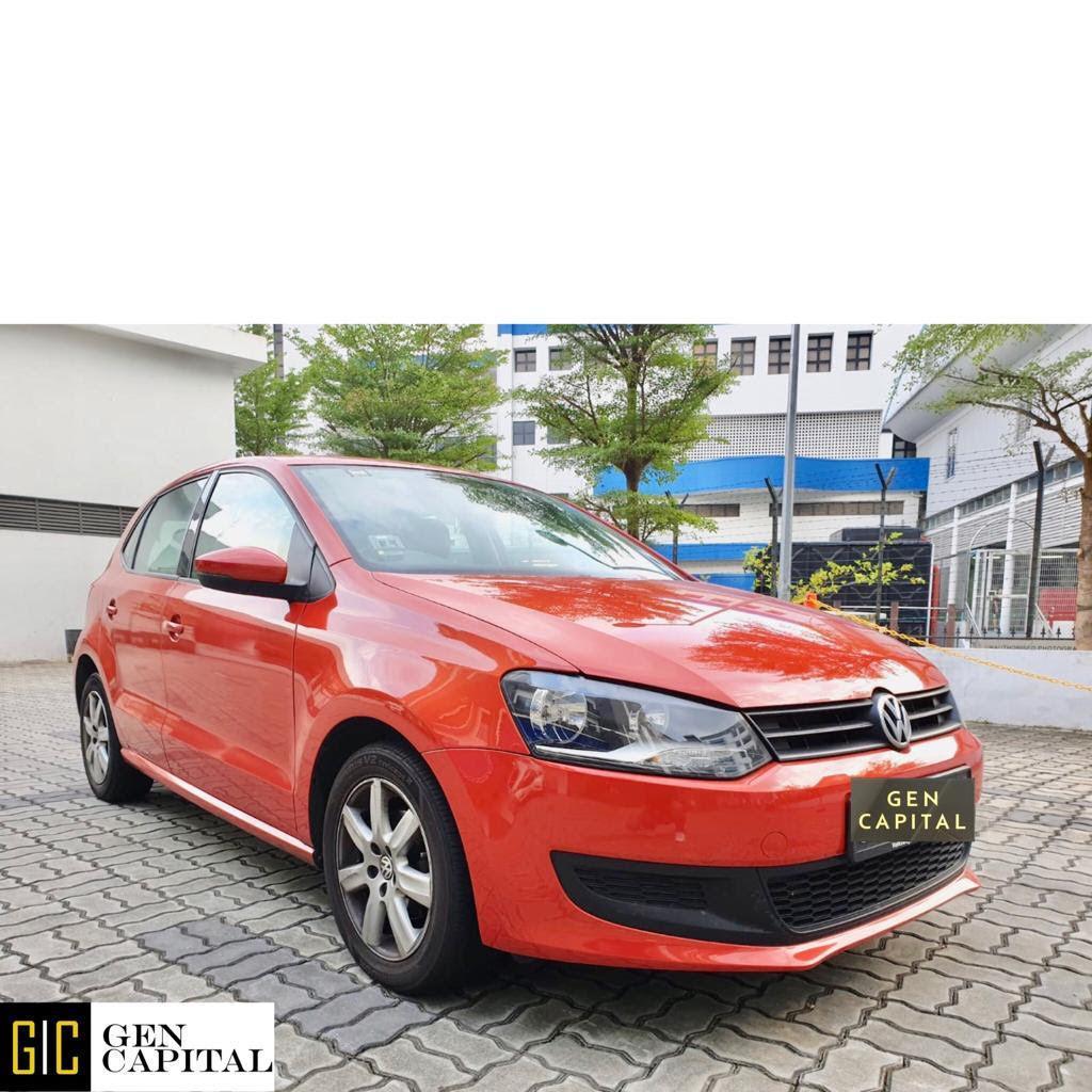 Volkswagen Polo 1.4A Grab Gojek Ryde Tada & Non PHV Car Rental