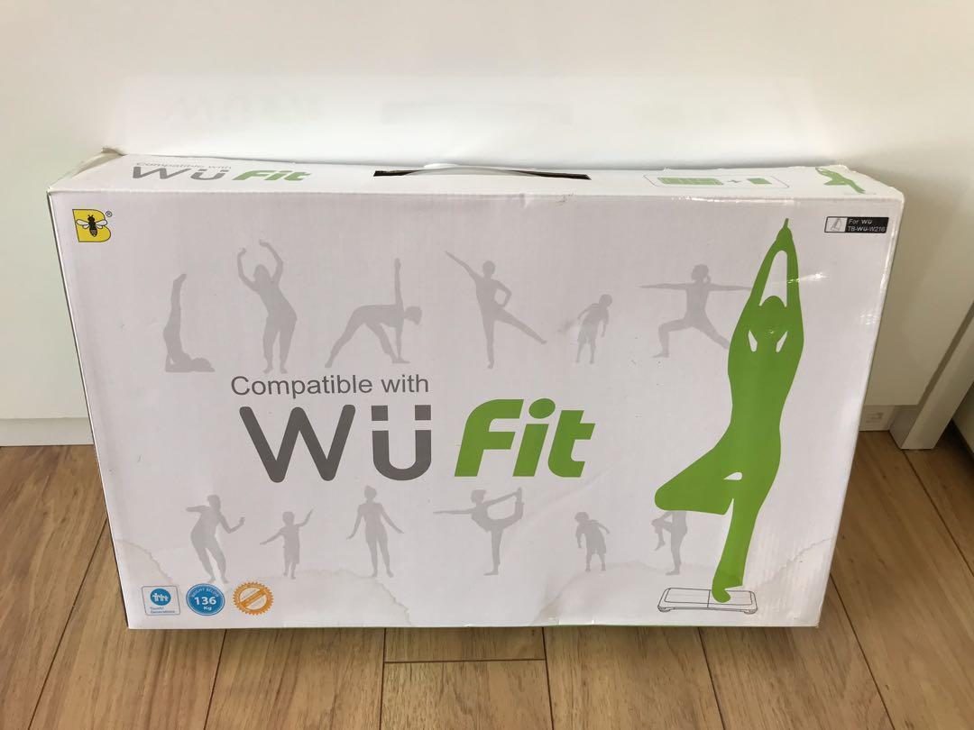 Wii Sports . Wii fit board