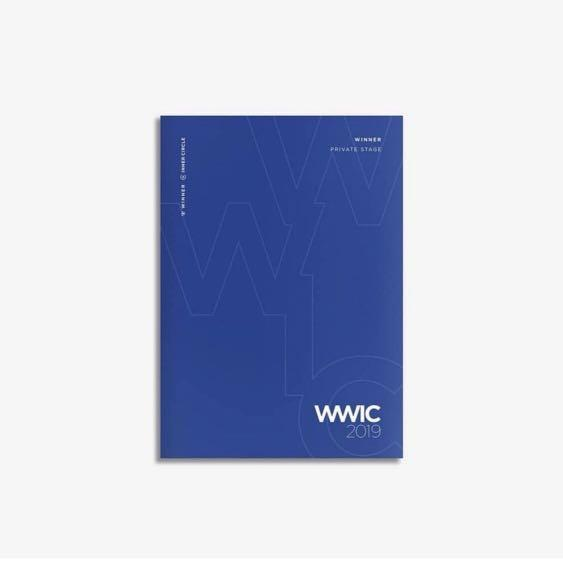 Winner-Private Stage WWIC2019 Photo Variety Set (Limited Edition)