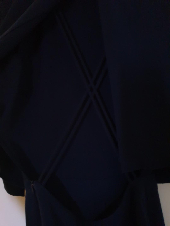 Zara cross back pants jumpsuit romper jumper