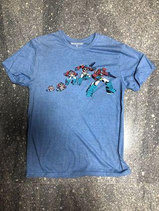 🚚 Loot crate exclusive: Transformers T-shirt