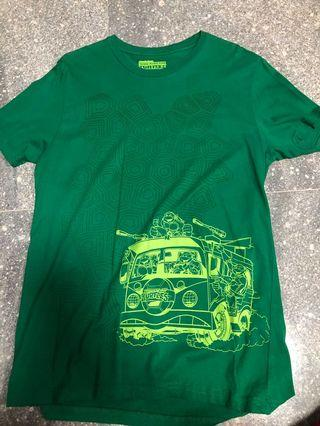 Loot crate exclusive: TMNT T-shirt