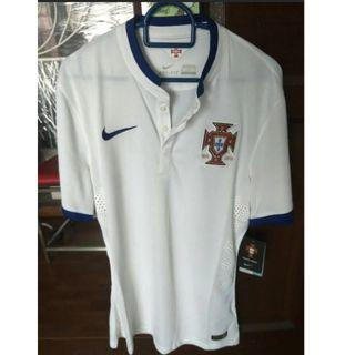 Authentic Portugal Nike Soccer Jersey Ronaldo