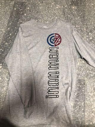 Loot vault exclusive: Captain America Civil war shirt