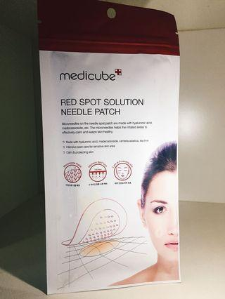 Medicube Red Spot Solution Needle Patch