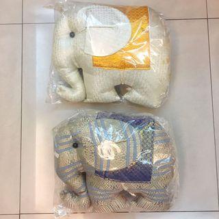 🚚 現貨 泰國代購 大象抱枕🐘 造型抱枕
