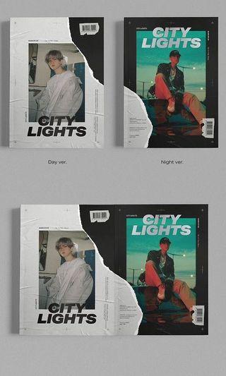 EXO Baekhyun City Lights Album