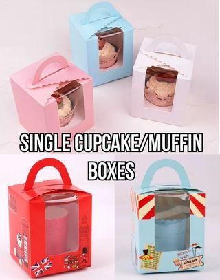 WHOLESALE LOWEST Price! Cupcake / Cookies / Gift Box / Macaron / Cake Box / Muffin Boxes / Bake / Baking