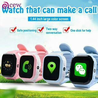 Smart Watch Anak New Edition unyu
