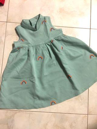 🚚 Le petit society Baby girl dress
