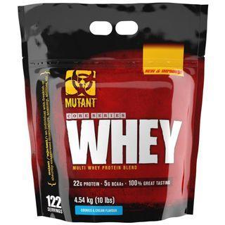 Mutant Whey Core Series 10lbs ( Chocolate / Vanilla)