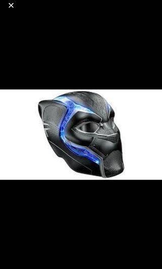 🚚 Marvel Legends Avengers Black Panther helmet