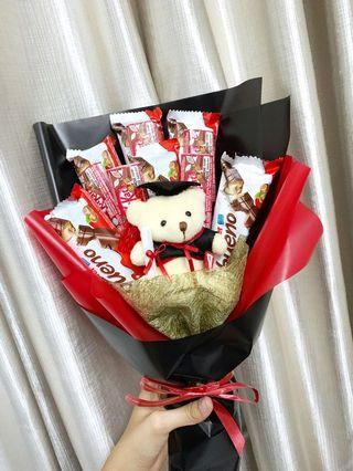 Promo! Chocolate Bouquet