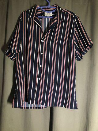 🚚 Striped shirt