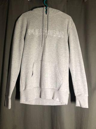 🚚 Pull&Bear Unused grey hoodie