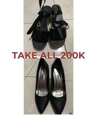 2 SHOES FOR 200k