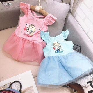 韓國進口女童連身裙