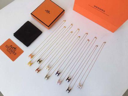 Hermes necklace經典款 頸鏈