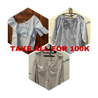 3 TOPS FOR 100K