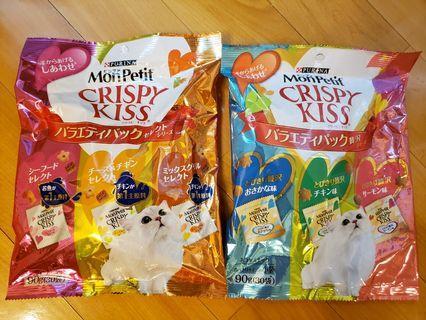 MonPetit Cruspy Kiss潔齒餅30包