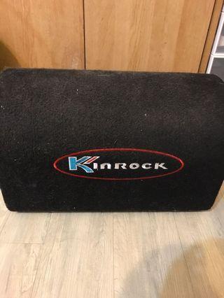 汽車用重低音喇叭kinrock