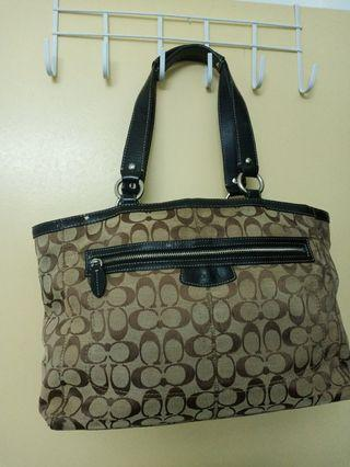 Coach Handbag Large size