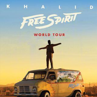 2 tickets- Khalid: Free Spirit Tour