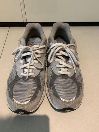 NEW BALANCE 美國製made in USA 990 運動休閒慢跑鞋 8 39號