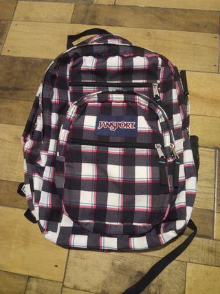 Jansport Backpack Original checkered