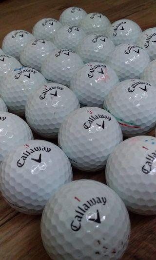 🚚 golf ball Callaway chrome solf