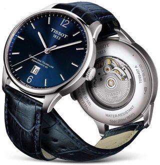 Tissot Chemin Des Tourelles Powermatic 80 Blue Watch T099.407.16.048.00