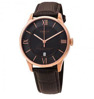Tissot Chemin Des Tourelles Powermatic 80 Brown Watch T099.407.36.448.00