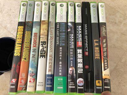 *UPDATED* Used Xbox 360 games