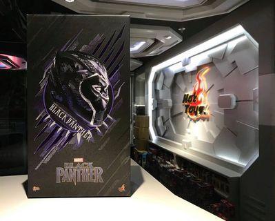🚚 Hot Toys Black Panther MMS470