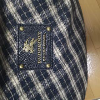 AUTHENTIC Bluelabel Burberry Handbag
