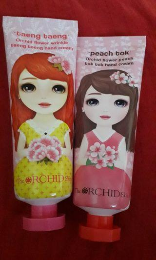 🚚 Peach Tok Hand Cream