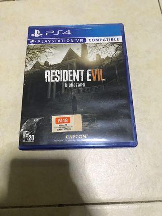 🚚 Resident Evil Biohazard