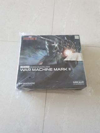 🚚 Iron Man 3 War Machine Mark 2 Super Alloy 1/12 Scale Collectable