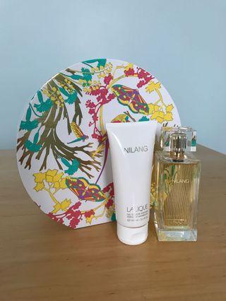Nilang Perfume and Shower Gel