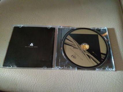 CD AFI album Crash Love, original, made in indonesia.