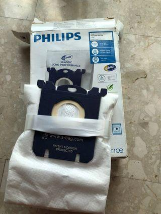 Philips Vacuum Cleaner Dust Bag Refill (3 pieces)